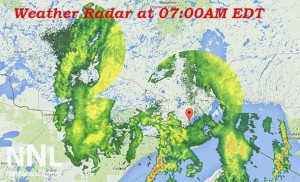 Weather Radar July 22 2014