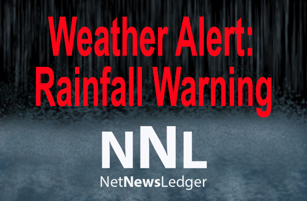 Rainfall Warning