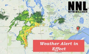 Weather Update July 21 2014