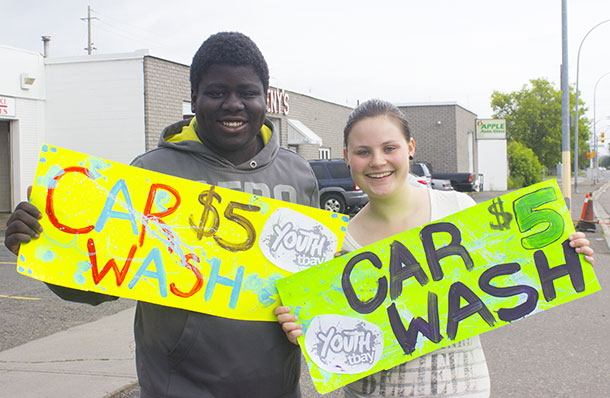 City Centre Car Wash Thunder Bay