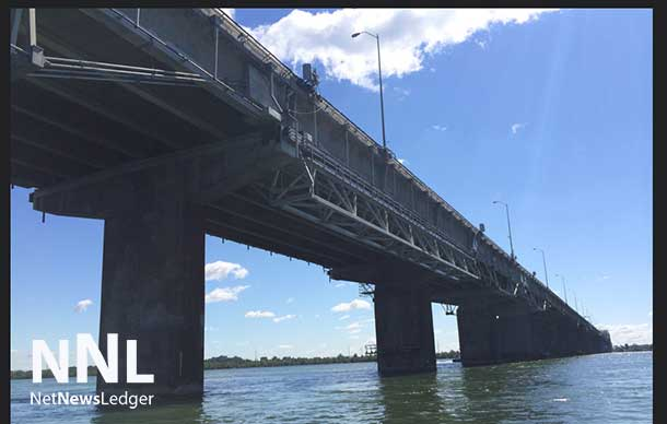 """""""I am pleased to announce this important phase of the new bridge for the St. Lawrence corridor project-one that will ensure the bridge is built to last 125 years, will be a source of pride for the population, and will deliver value for money for Canadians."""""""
