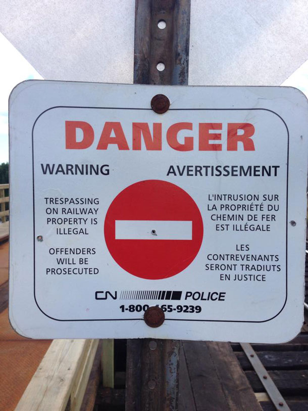 Dangers from rail car derailments have women set to block the line near Kenora