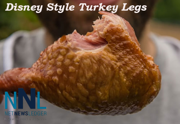 Visit any of the Disney parks and you will see folks stumbling around delirious with huge smiles and monster turkey legs