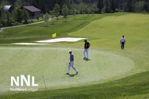Fantastic conditions and great golf at the PGA TOUR Canada Staal Foundation Open