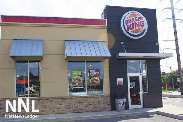 Burger King and Tim Hortons are getting married