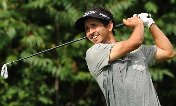 Micah Burke's 62 was his best round in 38 starts on PGA TOUR Canada (Michael Burns/PGA TOUR)