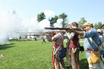 Tension Mounts at Fort William Historical Park