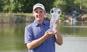 Iowa's Nate McCoy captured The Wildfire Invitational presented by PC Financial over Burlington, Ontario's Michael Gligic, securing his first career PGA TOUR Canada win