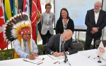 NAN and Cancer Care Ontario Sign Relationship Protocol