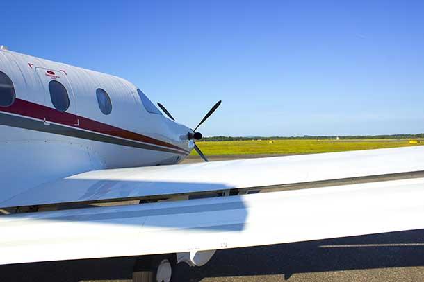 North Star Air Pilatus BC 12