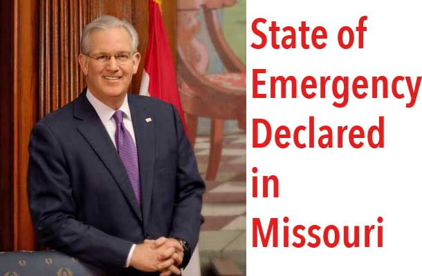 Governor Nixon has declared a State of Emergency in Ferguson Missouri