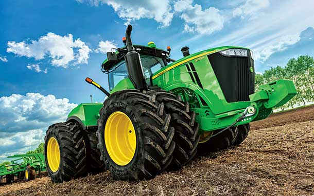 Waterloo employees of Deere will be on indefinite layoff starting in October