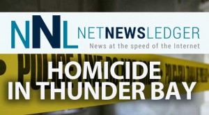 Homicide Thunder Bay