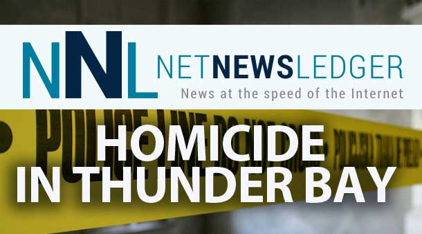 The Seventh Homicide of the year has now been recorded in Thunder Bay