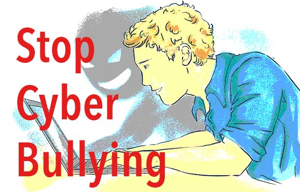 Cyber-bullying and online harassment on social media is a growing problem