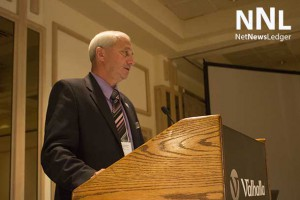 Dave Canfield speaking at the NOMA Conference