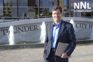 Frank Pullia is the new Chair of Administration and Finance on Thunder Bay City Council