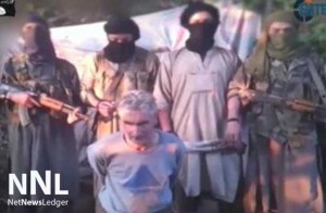 A group saying they are part of ISIL has murdered a French Hostage.