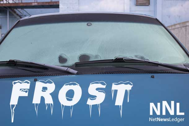 Frost is greeting most people across the region this morning.