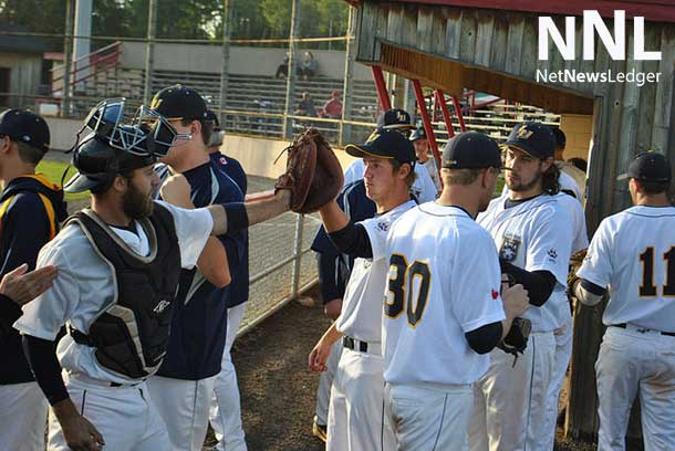 The Lakehead Thunderwolves Baseball Team will take to the mound today for another game