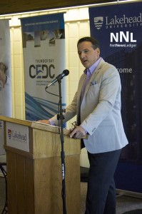 Minister Greg Rickford MP - Kenora Riding