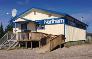 The Northern Store is one of the main options in many Northern Communities across Canada.
