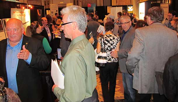 Prosperity Northwest in Thunder Bay on September 24 2014 is a great networking opportunity.
