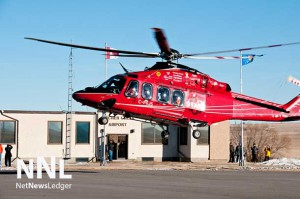 STARS AW 139 Helicopter is a key part of the live-saving efforts in the healthcare system