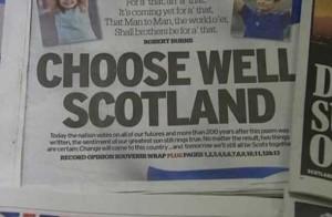 Scotland is choosing its future