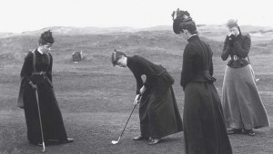 Women are now allowed at St. Andrews Golf Club in Scotland