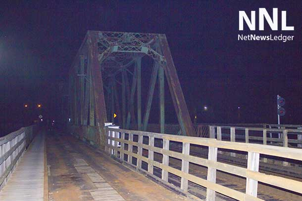 The James Street Bridge remains closed as the 1st year anniversary of the fire nears.