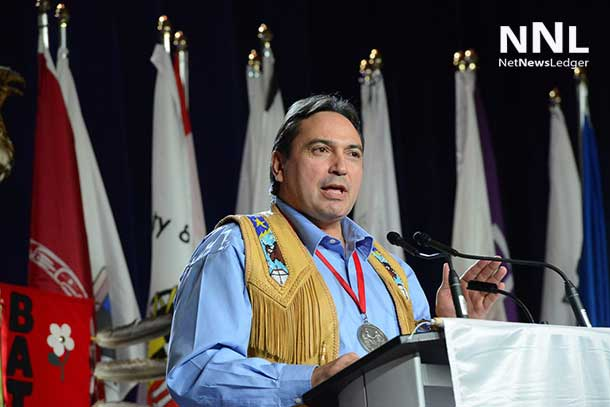 Chief Perry Bellegarde