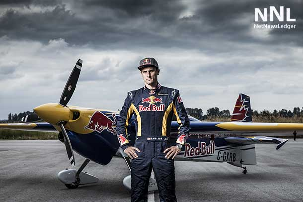 Pete McLeod is getting set to run fast in Las Vegas in the Red Bull Racing Series