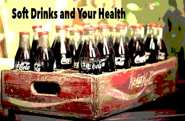 Sugar-sweetened soda consumption might promote disease independently from its role in obesity, according to UC San Francisco researchers who found in a new study that drinking sugary drinks was associated with cell aging.