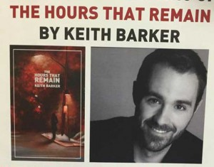 The Hours that Remain, a play by Keith Barker opens tonight at Magnus Theatre
