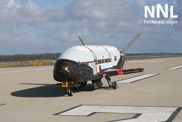 X37B Space Plane