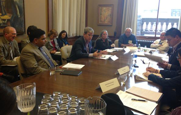 Chiefs in meeting with Ontario's Aboriginal Affairs Minister