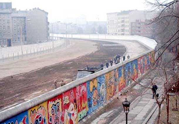The Berlin Wall was erected in 1961 and was finally taken down in 1989. The 25th Anniversary of the fall of the Berlin Wall is being celebrated.