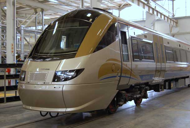The Bombardier Electrostar