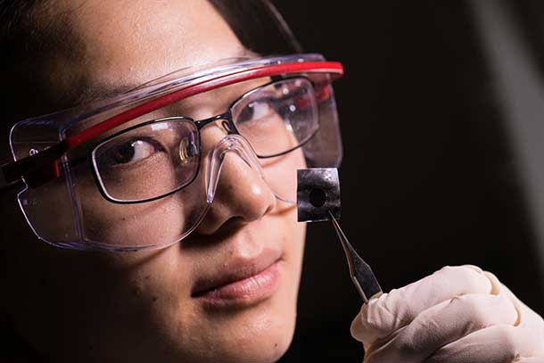 Rice University Researchers are exploring the graphene opportunities