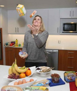 Maple Leaf® Natural Selections® PROTINIS™ partners with Hayley Wickenheiser to power the next generation of gold medalists and busy Canadian families with its line of convenient complete protein snacks.