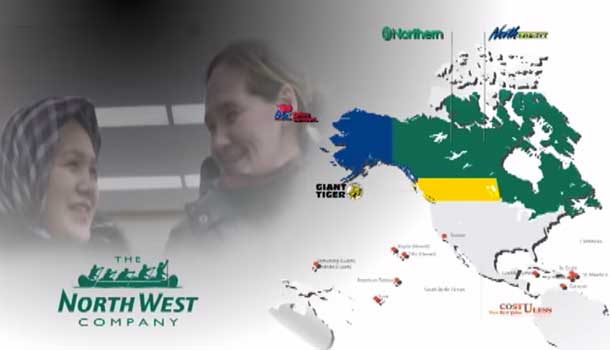 The North West Company operates Northern Stores across Northern Ontario in remote communities