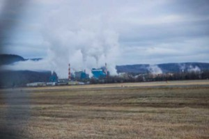 Resolute Forest Products in Thunder Bay
