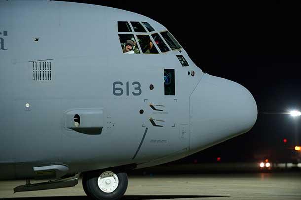 Canadian Forces CC-130 Hercules
