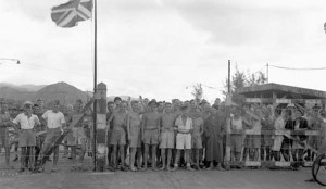 Canadians forced to surrender in Hong Kong on Christmas Day
