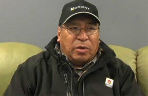 Chief Wabassse - Webiquie First Nation