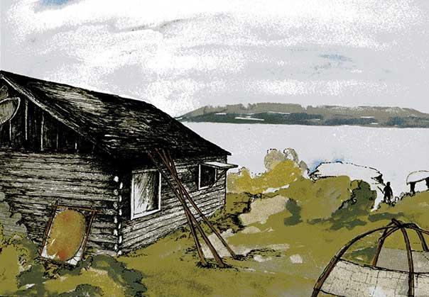 Encampment by Ronn Hartviksen