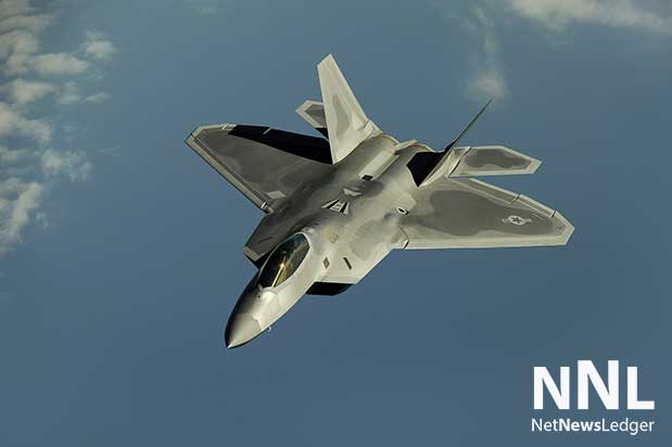 F-22 Raptor fighter