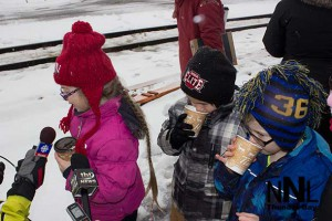 Young people from Fort William First Nation shared how the bridge closure has made their day longer.