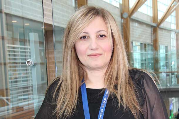Dr. Salima Oukachbi, a physician in the Hospitalist department at Thunder Bay Regional Health Sciences Centre (TBRHSC), has been recognized for her outstanding contribution to the education of Physician Assistants in Northwestern Ontario.